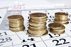 Как написать заявление на аванс в счет заработной платы