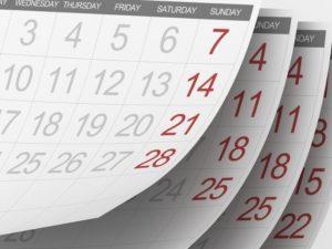 Как составить приказ об утверждении графика отпусков на 2019 год