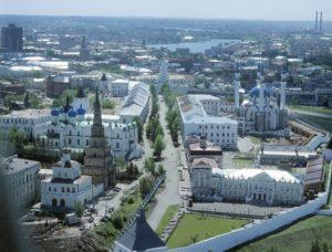 Какая средняя зарплата в Казани в 2019 году
