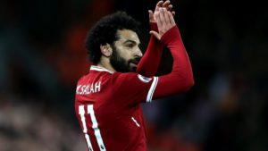 Какая зарплата выплачивается Салаха в Ливерпуле в 2019 году