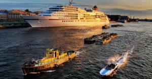 Когда отмечают День работников морского и речного флота в России