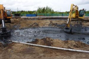 Утилизация нефтешламов: технологии переработки